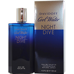 Davidoff COOL WATER NIGHT DIVE by Davidoff (MEN)
