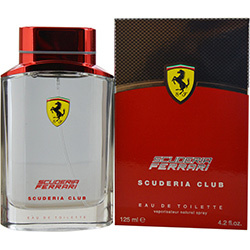 Ferrari FERRARI SCUDERIA CLUB by Ferrari (MEN)
