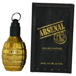 Gilles Cantuel ARSENAL GOLD by Gilles Cantuel (MEN)