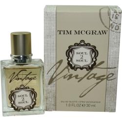 Tim McGraw MCGRAW SOUL 2 SOUL VINTAGE by Tim McGraw (MEN)