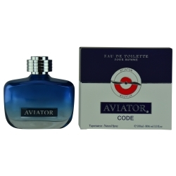 AVIATOR CODE by (MEN)