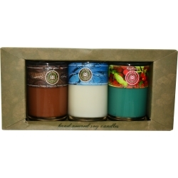 CANDLE GIFT SET by (UNISEX)