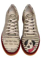 Category: Dropship Shoes & Boots, SKU #S07-09-dgsbrk016-001-36, Title: Dalmatian