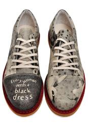 Category: Dropship Shoes & Boots, SKU #S07-11-dgsbrk016-003-36, Title: Black Dress