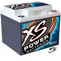 Category: Dropship Batteries/chargers, SKU #D1200, Title: XS Power 12 Volt Power Cell 2600 Max Amps / 55Ah