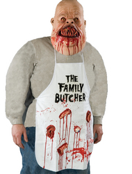 Category: Dropship Magic, Juggling & Novelties, SKU #1002BSC, Title: FAMILY BUTCHER APRON