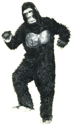 Category: Dropship Costumes & Props, SKU #AD01, Title: GORILLA ECONOMY