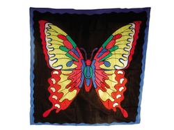 Category: Dropship Magic, Juggling & Novelties, SKU #LI48, Title: SILK BUTTERFLY 6 FT BY 6 FT