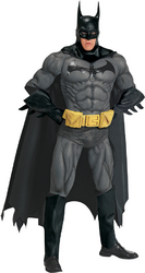 Category: Dropship Costumes & Props, SKU #RU909876, Title: BATMAN COLLECTOR ADULT COSTUME