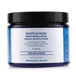 Category: Dropship Health / Beauty, SKU #23399518101, Title: Souffle Mask - Brightening Apple Papaya Souffle Mask (pH 3.5) (Salon Product)  177ml/6oz