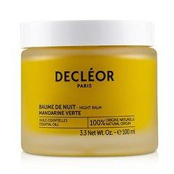 Category: Dropship Health / Beauty, SKU #24288785901, Title: Green Mandarin Glow Night Balm (Salon Size)  100ml/3.3oz