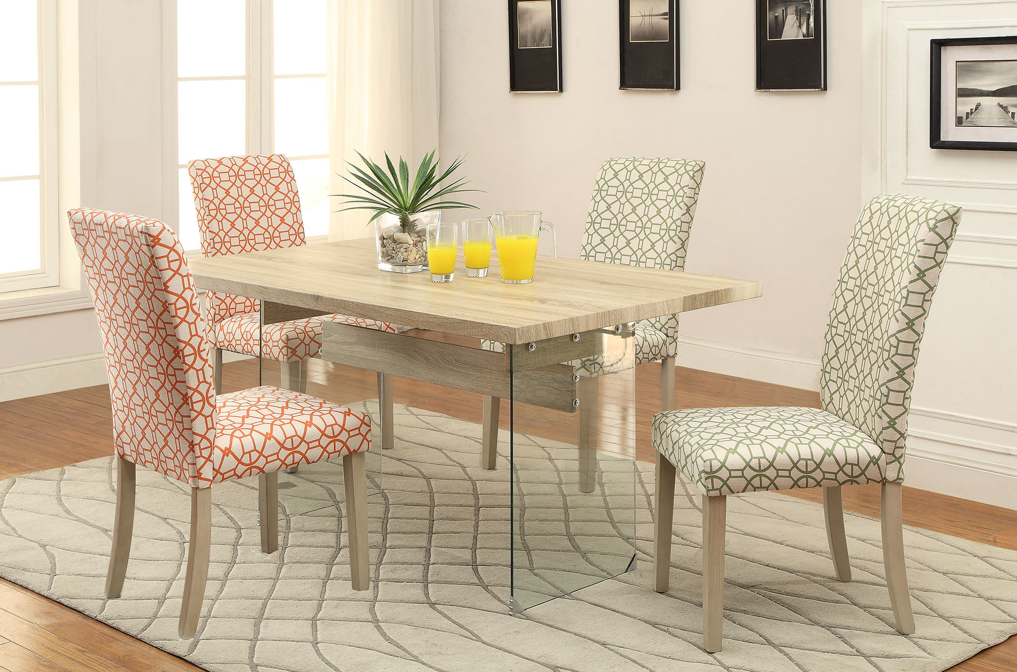 Discount dining room table set
