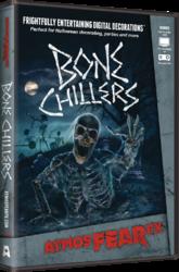 Category: Dropship Books & Videos, SKU #CA101759431, Title: AtmosFEARfx Bone Chillers Digital Decorations