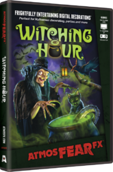 Category: Dropship Books & Videos, SKU #CA101942036, Title: AtmosFEARfx Witching Hour Digital Decoration