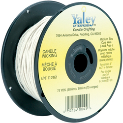 Category: Dropship General & Kids, SKU #FC01100456, Title: Yaley Candle Wicking Wire 75 Yards