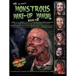 Category: Dropship Seasonal, SKU #FC01595020, Title: Monstrous Make Up Book 2