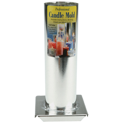 Category: Dropship General & Kids, SKU #MI01155238, Title: Yaley Metal Candle Mold Cylinder 2 X 6.5 Inches