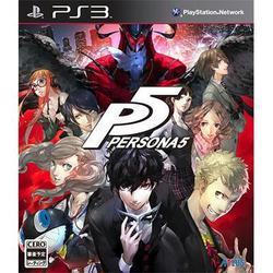 Sega Persona 5 Stndrd Ed Game Ps3