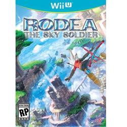 Atlus USA Rodea The Sky Soldier Wiiu