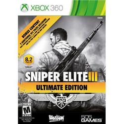 505 Games Sniper Elite Iii Ult Ed X360