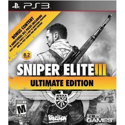 505 Games Sniper Elite Iii Ult Ed Ps3