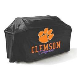 Mr Bar B Q Clemson Tigers Grill Cover