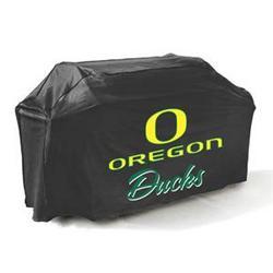 Mr Bar B Q Oregon Ducks Grill Cover