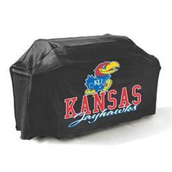 Mr Bar B Q Kansas Jayhawks Grill Cover
