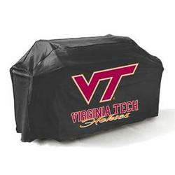 Mr Bar B Q Virginia Tech Hokies Grill Cvr