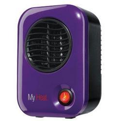 Lasko Products My Heat Personal Heater Purple