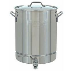 Barbour International Bc 64qt Stockpot With Spigot