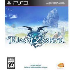 Namco Bandai Entertainment Tales Of Zestiria Ps3