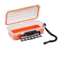 Plano Molding Orange Small Poly Wtrprf Case