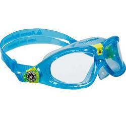 US Divers Seal Kid 2 Blue Goggls Clr Lens