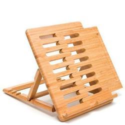 Lipper Bamboo Expandable Cntrtp Stand