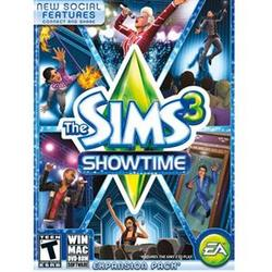 Electronic Arts The Sims 3 Showtime Pc