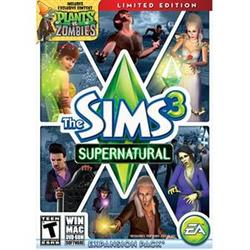 Electronic Arts Sims 3 Supernatural Limited Pc