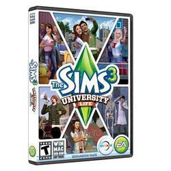 Electronic Arts The Sims 3 University Life