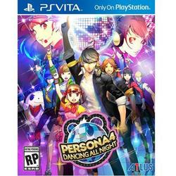 Atlus USA Persona4 Dancin All Night Vita