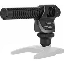 Canon Camcorders Dm100 Directional Stereo Mic