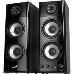 Genius USA Sphf1800a 50w Wood Speakers