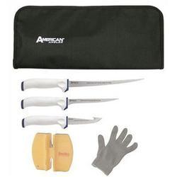 dropshipping Aa Saltwater Fillet Kit Set 6p