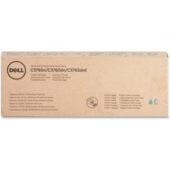 Dell Consumer Dell Cyan Toner Cartrdg 9000pg