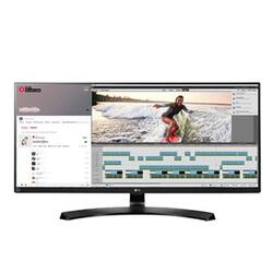 "LG Commercial 34"" 3440x1440 LED Ips Monitor"