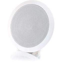C2G 6in Ceiling Speaker 8ohm White