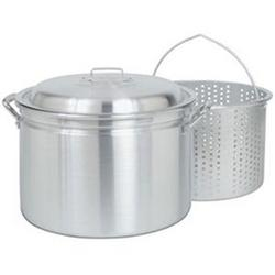 Barbour International Bc 24 Qt Alumin Stockpot