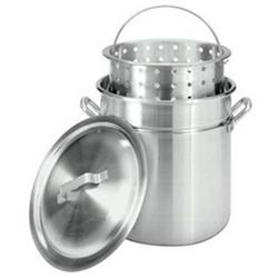 Barbour International Bc 42 Qt Alumin Stockpot