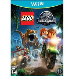 Warner Brothers Lego Jurassic World Wiiu