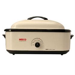 Metal Ware Corp. Nesco 18qt Roaster Oven Ivory