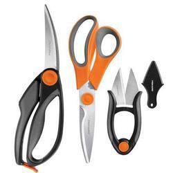 Fiskars 3pc Kitchen Shear Set